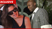 Khloe Kardashian and Lamar Odom -- We're Taking Our Show on the Road