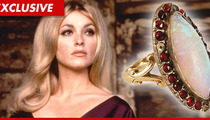 Sharon Tate -- Engagement Ring Sells for $21k