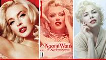 Lilo vs. Naomi vs. Michelle -- Which Marilyn Monroe Would You Rather?