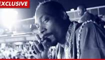 Snoop Dogg -- Crisis in the Middle East ... Over Weed
