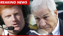 Mike McQueary Testifies -- I'm Not 100% Sure Sandusky Was Raping That Boy