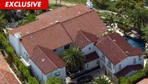 Kobe Bryant Divorce -- Vanessa Gets The Mansion, Kobe Gets the Boot