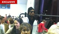 Kobe Bryant and Vanessa -- Attend School Function Together the Day Divorce News Breaks [PHOTO]