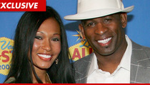 Deion Sanders -- Divorce Will Cost Him a GIANT House