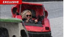 Cameron Diaz -- There's Something About Go-Karting