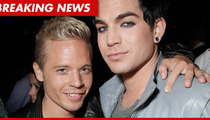 Adam Lambert -- Arrested After Fighting Boyfriend in Finland