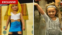 'Toddlers & Tiaras' Mother Lashes Out Over 'Hooker' Insult -- Blame the Mom, Not the Girl