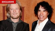 Hall and Oates to Callin' Oates Guys -- We Won't Send Private Eyes