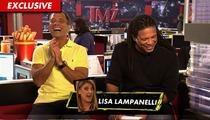 Lisa Lampanelli -- NBC Treated Me Like 'Rosa Parks' ... But I Got My Apology