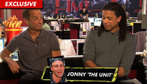 'Jersey Shore' The Unit -- Charged with Drug Possession, Hedges on Guilt