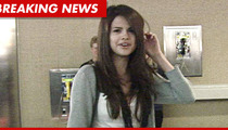 Selena Gomez -- FINALLY Gets Long-Term Protection from Delusional Stalker