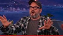 David Cross TRASHES 'Alvin & The Chipmunks' -- Slams 'Jewish' Producer