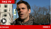 Soap Opera Star Cameron Mathison -- Topless Stud or Thong Salesman?