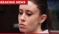 Casey Anthony: I Got Pregnant with Caylee After I Was Raped
