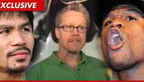 Manny Pacquiao -- 48 Hours To Decide If He'll Fight Floyd Mayweather