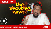 Fatman Scoop -- The Loudest News Anchor Ever