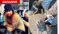 Korn Bassist Fieldy -- I Got a MASSIVE Heart Injection [PICS]