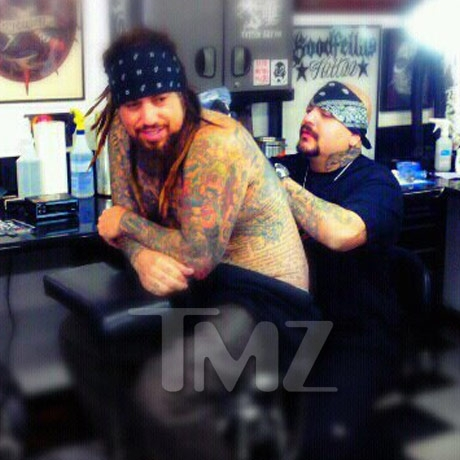 Korn Fieldy Tattoo Photo Gallery Pictures