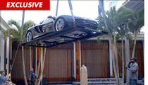 Dwyane Wade -- My $230k Car Can Fly ... Sorta