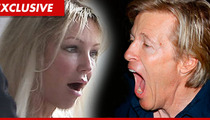 Heather Locklear, Jack Wagner Have a Date ... With Prosecutors