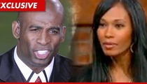 Deion Sanders -- Pilar's Trying to EXTORT Me
