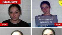 'American Idol' -- Tent Girl Amy Brumfield Has Boozy Criminal Past