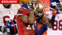 San Francisco 49er Kyle Williams -- Stepmom Says Family Is 'Devastated' By His Mistakes