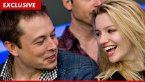 PayPal Founder Elon Musk -- Actress Wife Talulah Riley Files for Divorce