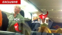 John Elway -- Broncos Honcho Forced to Fly Coach