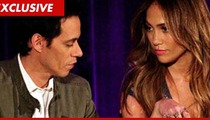 Marc Anthony and Jennifer Lopez Getting Along Post Split