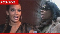 'Basketball Wives' -- Police Report Filed After On-Set Fight