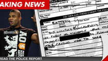 UFC Stud Alistair Overeem -- Charged with Battering a Woman
