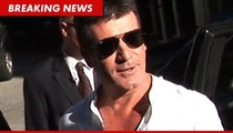 Simon Cowell -- I'm Not Finished With Paula Abdul