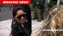 Snooki -- I'm NOT Pregnant ... And Stop Calling Me Fat!