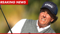 Golfer Phil Mickelson -- I Have No Bastard Son!