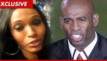 Pilar Sanders to Cops -- Deion's Friend Attacked Me!!! [UPDATE from Deion]