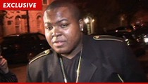 IRS to Sean Kingston -- You're Shorty on Your Taxes