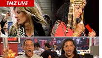 TMZ Live -- Gisele's Big Mouth Makes Her 'Yoko Bundchen' of the Patriots
