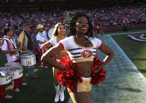 San Francisco 49ers!