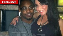 Angelina from 'Jersey Shore' -- I'm Not DATING Ahmad Bradshaw ... But We're REALLY Close