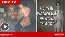 Angelina Pivarnick from 'Jersey Shore' -- Why You Don't Call Ahmad Bradshaw 'a Hot Black'