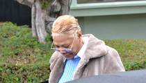 Dionne Warwick -- First Photo Since Whitney Houston's Death