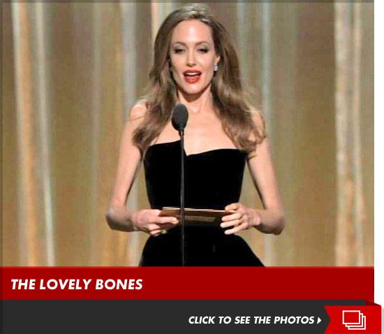 jolie skinny Angelina