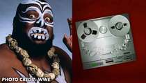 WWE Legend Kamala -- Docs May Amputate OTHER Foot, Too