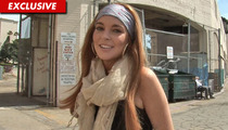 Lindsay Lohan -- I Will NEVER See Another Judge Again