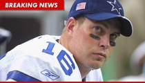 Infamous Former QB Ryan Leaf Arrested for Burglary and Drug Possession