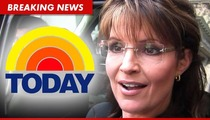 Morning Show Wars -- Sarah Palin to Co-Host 'Today'