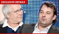 Chevy Chase Backed By 'Community' Staffers -- 'What Dan Harmon Did Was F**ked Up'