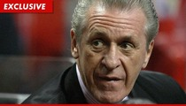 Pat Riley -- Sued Over Leaky Basement