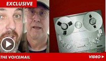 'Community' Creator Dan Harmon -- Chevy Chase Was DRUNK During Voice Mail Rant